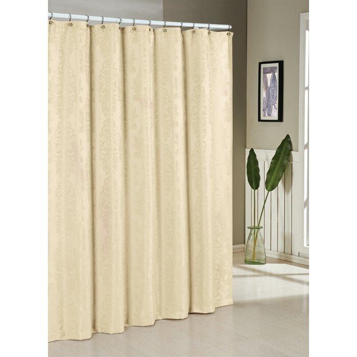 Ohlman Jacquard Shower Curtain