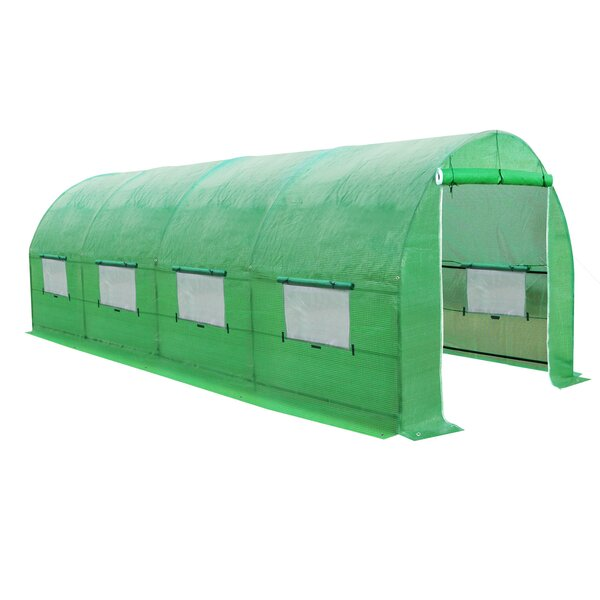 10 Ft. W x 20 Ft. D Hobby Greenhouse by Sunrise Outdoor LTD