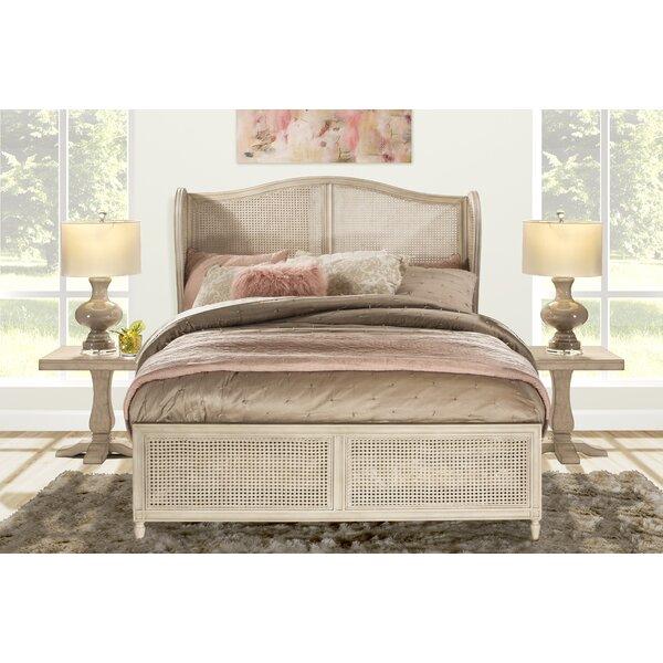 Bogle Standard Bed by Bungalow Rose