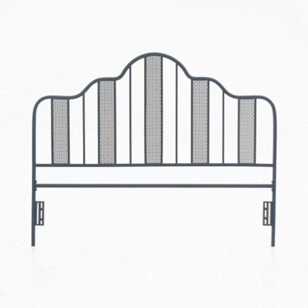 Carnagall Queen Slat Headboard by Red Barrel Studio