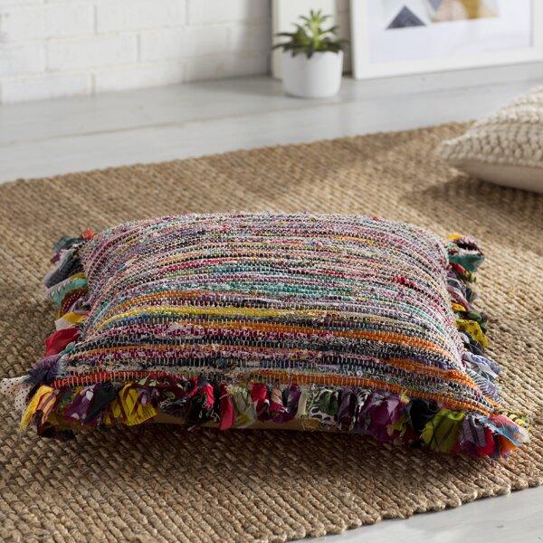 Mirabella Floor Pillow by Bungalow Rose| @ $69.00