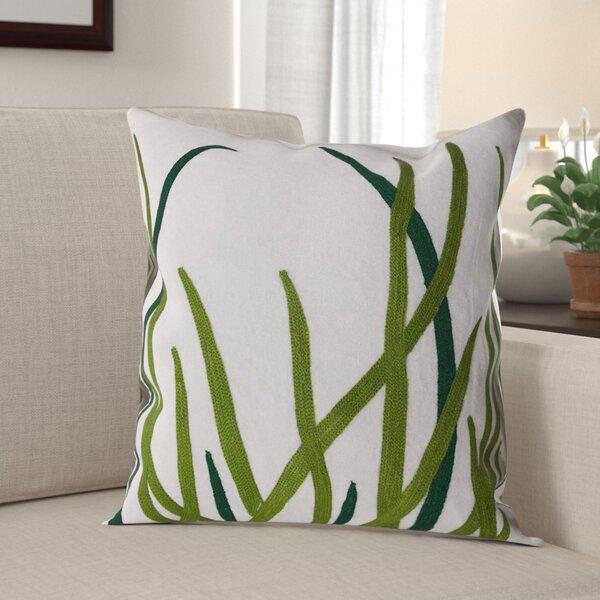Wetumka Indoor/Outdoor Velvet Pillow Cover by Winston Porter