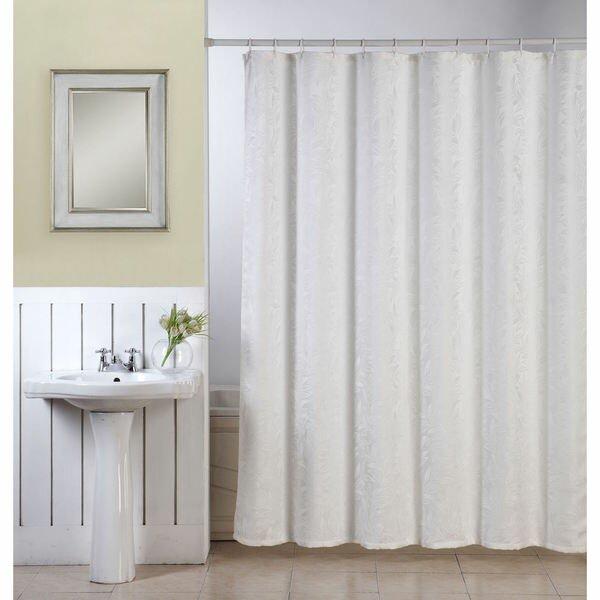 Lisbon Shower Curtain by Ellen Tracy