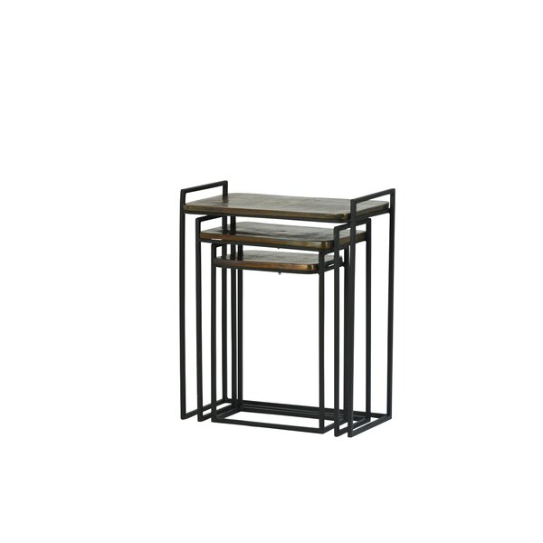 Levsko 3 Piece Nesting Tables by Tipton & Tate