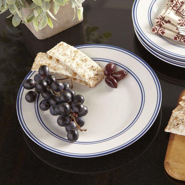 Ponderosa Dinner Plates (Set of 4) by Beachcrest Home