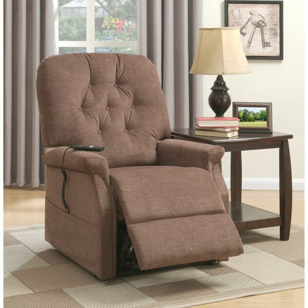 Winfield Power Lift Assist Recliner by Red Barrel Studio