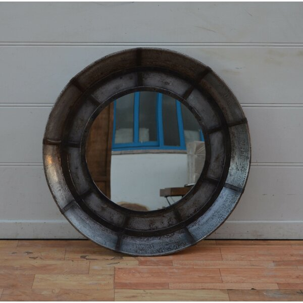 Henthorn Accent Mirror by Williston Forge