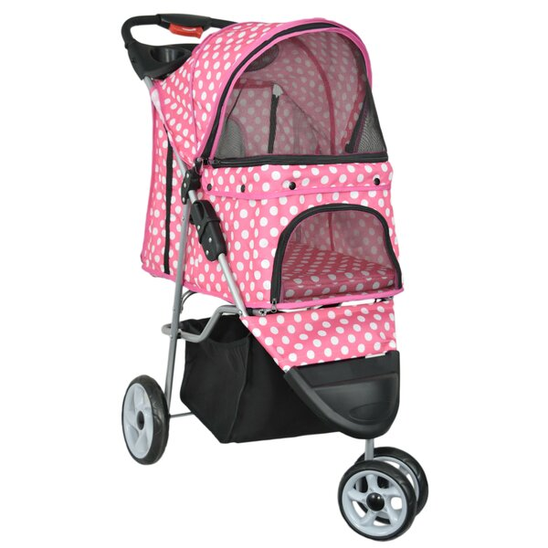 Nims 3 Wheel Standard Pet Stroller by Tucker Murphy Pet