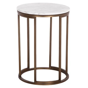 Porter Marble End Table by..