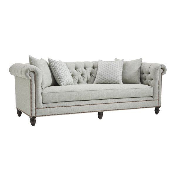 Manchester Chesterfield Sofa by Tommy Bahama Home
