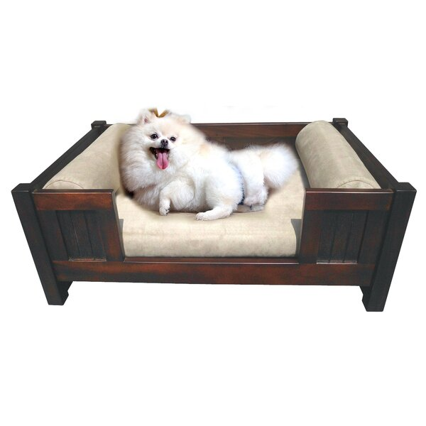 Copper Trevor Dog Sofa by Tucker Murphy Pet