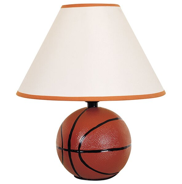 Knights Basketball 15 Table Lamp (Set of 8) by Zoomie Kids