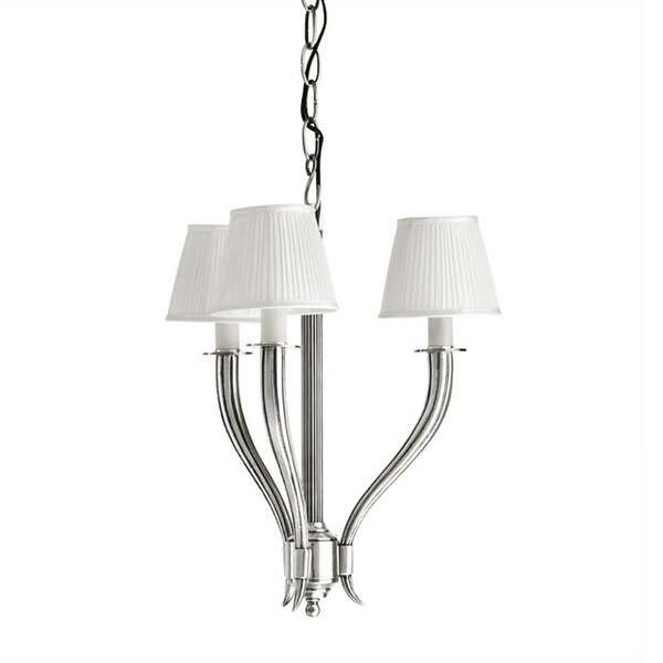 Mayflower 3 - Light Shaded Classic / Traditional Chandelier By Eichholtz