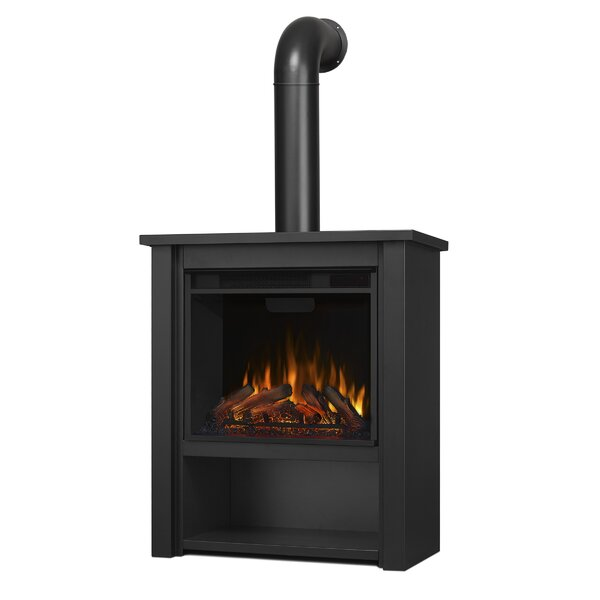 Hollis Electric Fireplace By Real Flame