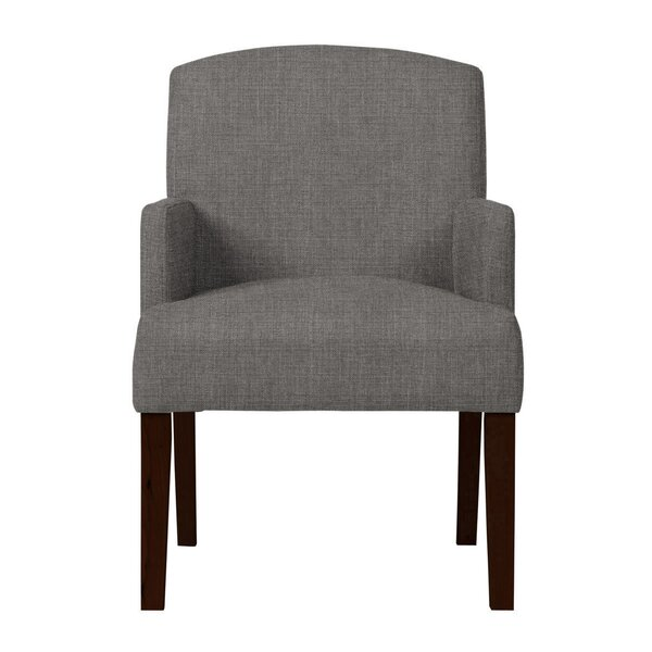 Arturo Birch Arm Chair by Langley Street