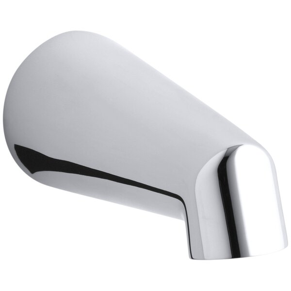 Standard 4-7/8 Non-Diverter Bath Spout by Kohler