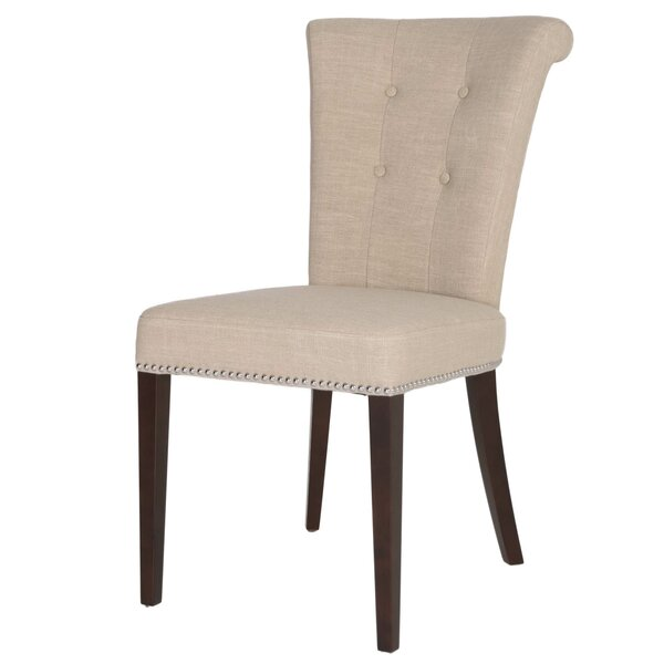 Erondelle Upholstered Dining Chair (Set of 2) by One Allium Way