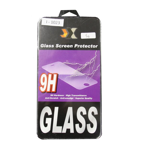 Galaxy S3 Glass Screen Protector by ORE Furniture