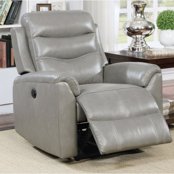 Wolters Power Recliner by Latitude Run