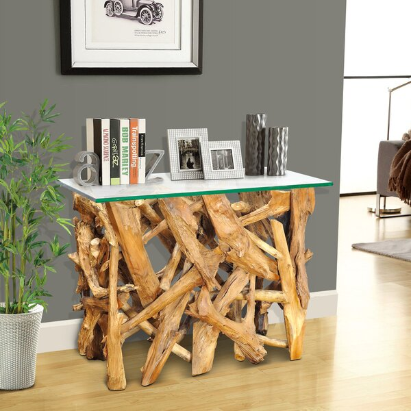 Henkel Console Table By Highland Dunes