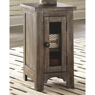 Theobald End Table with Storage