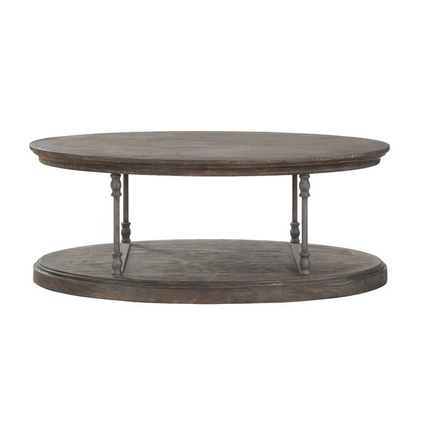 Burrier Coffee Table by Gracie Oaks