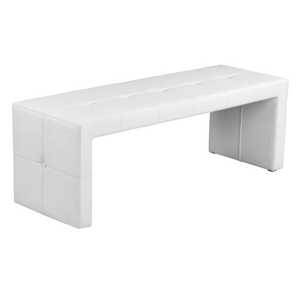 Place Wood Bench by Orren Ellis