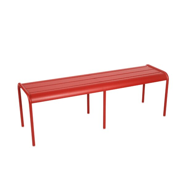 Luxembourg Aluminum Picnic Bench by Fermob