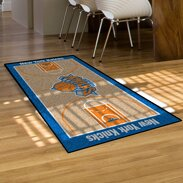 NBA - New York Knicks NBA Court Runner Doormat by FANMATS
