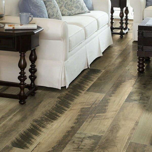 Milford Bay 5.43 x 47.72 Laminate Flooring in Ferron by Shaw Floors