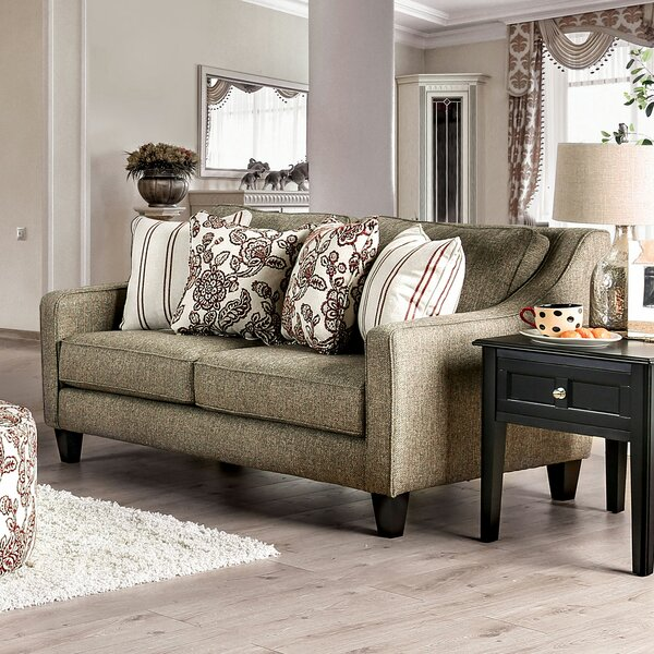 Deckard Loveseat by Darby Home Co Darby Home Co