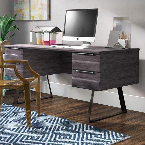 Kapteyn Executive Desk by Brayden Studio