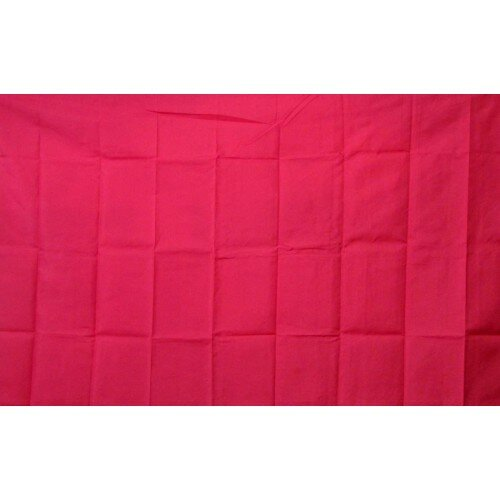 Magenta Solid Traditional Flag by NeoPlex