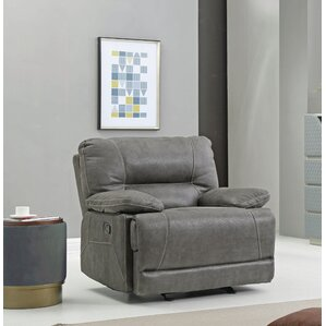 Pictor Manual Rocker Recliner by Latitude Run