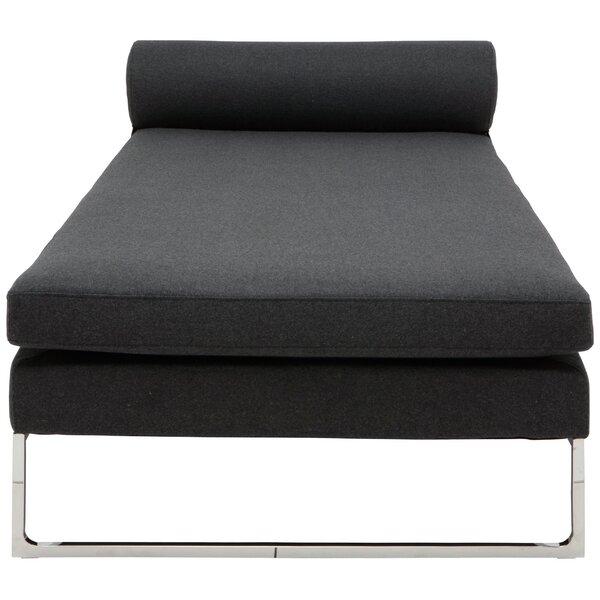Quba Chaise Lounge by Nuevo
