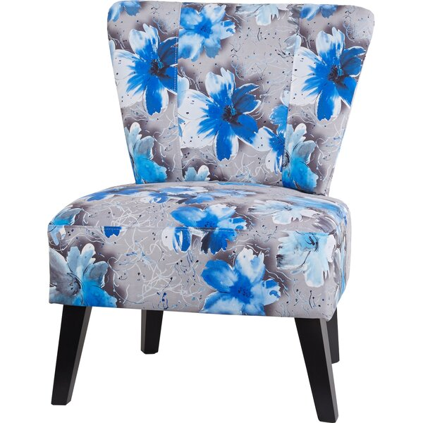 Jefferey Slipper Chair by Ebern Designs