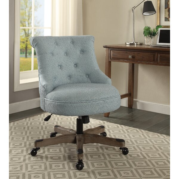 Tilson Desk Chair by Three Posts