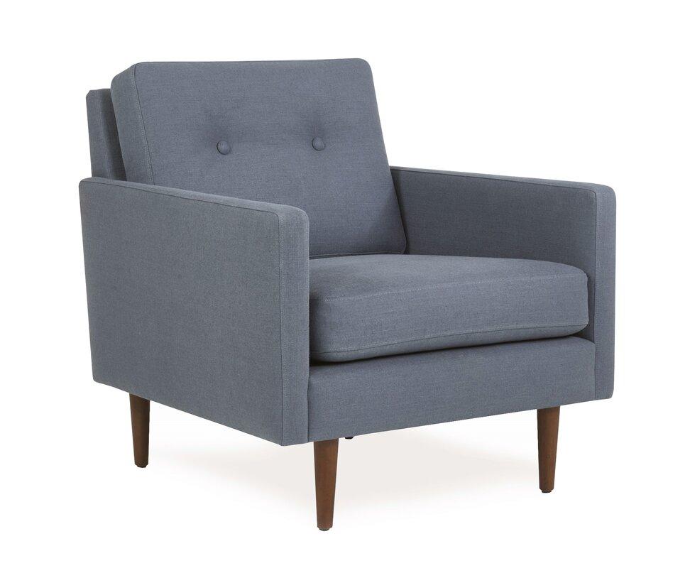 Betty Mid Century Modern Armchair
