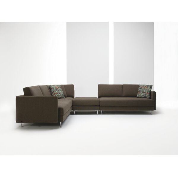 Morris Left Hand Facing Sectional By Focus One Home