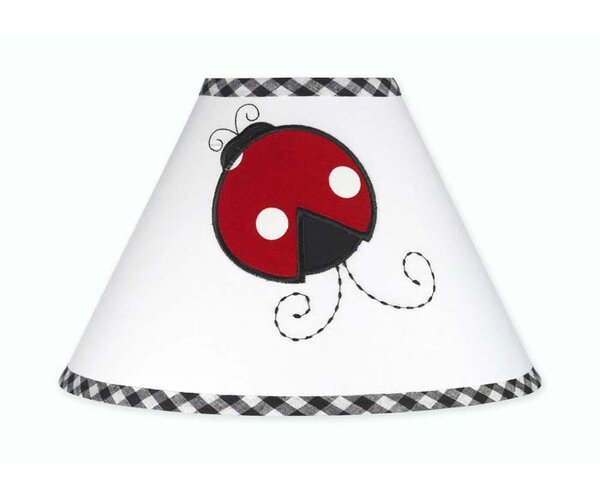Little Bug 10 Cotton Empire Lamp Shade by Sweet Jojo Designs