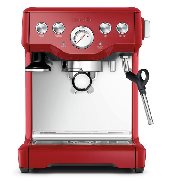 Infuser Espresso Machine by Breville