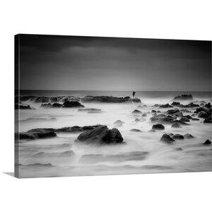 'White Silence' by Sho Shibata Photographic Print on Canvas by Great Big Canvas