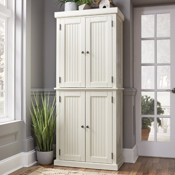 Rabin 72 Kitchen Pantry by Beachcrest Home