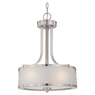 Order Lofton 3-Light Pendant By Darby Home Co