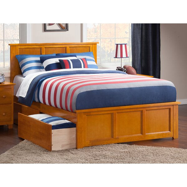 Corbett Queen Storage Platform Bed by Trule Teen