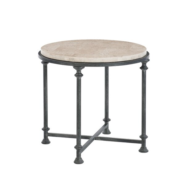 Galesbury End Table by Bernhardt