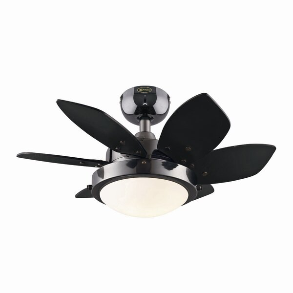 24 Corry 6 Blade Ceiling Fan by Mercury Row