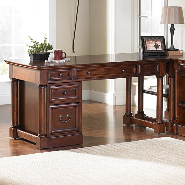 Mt View Executive Desk by Martin Home Furnishings