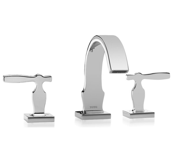 Aimes Widespread Bathroom Faucet by Toto
