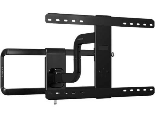 Premium Full-Motion Swivel/Extending/Tilt Arm Wall Mount for 51-70 Flat Panel Screens by Sanus